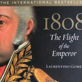 Livro de Laurentino Gomes será lançado em mandarim