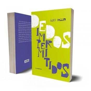 Luci Collin lança mais um livro