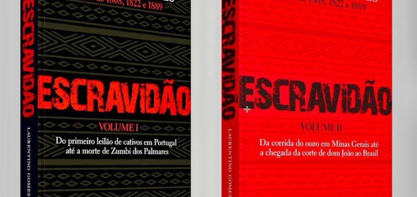"""Laurentino Gomes lança segundo volume de """"Escravidão"""""""