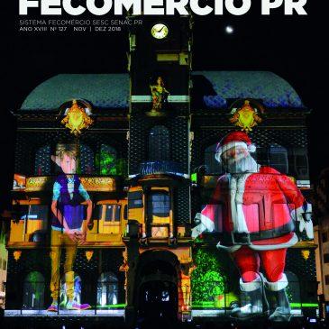 Revista Fecomércio destaca APL e a cultura