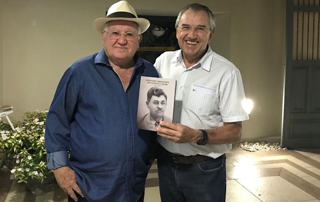 Laurentino Gomes visita a Paraíba