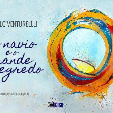 Paulo Venturelli lança mais uma obra