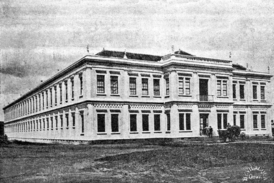 O Ahú Foi a Nossa Primeira Penitenciária?