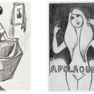 A prostituta e a polaquinha