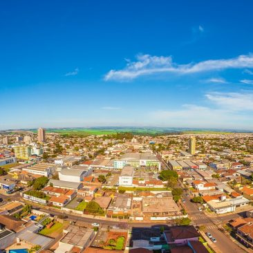 A Colonização Agrícola e Urbana do Norte do Paraná