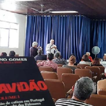 O IHGP e o Escritor Laurentino Gomes