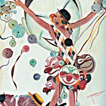 J. Carlos e a Arte do Designer Gráfico