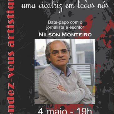 Rendez-vous Artistique com o acadêmico Nilson Monteiro