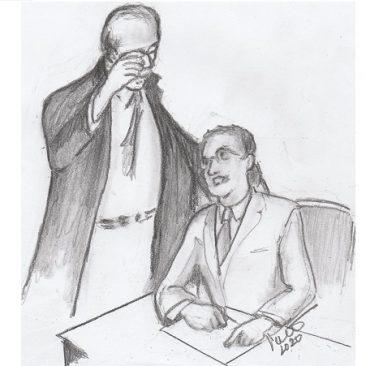 A prova é sua, doutor!…
