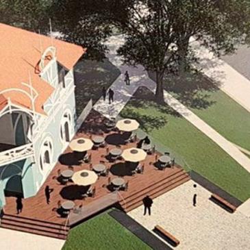 Restauro do Belvedere